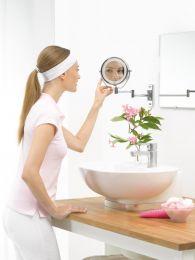 Makeup spejl Beurer 2 i 1, vægmontering