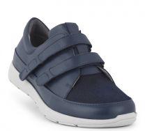 New Feet Damesko Blå