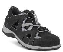 New Feet dame sko med elastik Sort