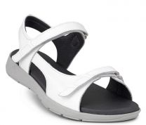 New Feet Sandal Hvid m/letvægtssål