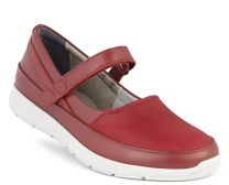 New Feet Damesko Bordeaux