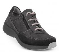 New Feet Damesko Sort