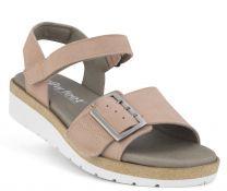 New Feet Let Damesandal Rosa