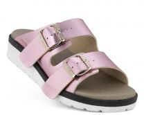 New Feet Slippers Rosa