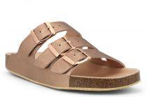 Green Comfort Slippers Bronze
