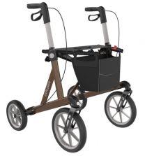 Rollator Explorer Bred Store hjul