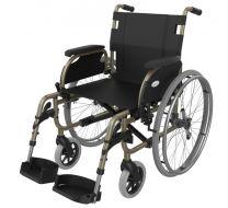Kørestol Aluminium Sammenklappelig Luksus