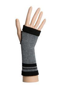 Funq Wear Sort Håndledsvarmer Handske