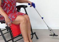 Let foldsammen gribetang med sugekopper