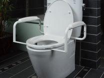 Toilet hjælpehåndtag