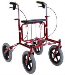 Carl Oscar Rollator med lufthjul