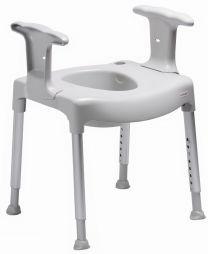 Etac Swift Toiletforhøjer Fritstående