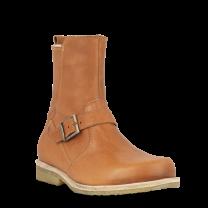 Green Comfort Støvle Camel m/spænde