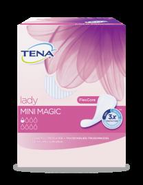 TENA Lady Magic Mini drypbind