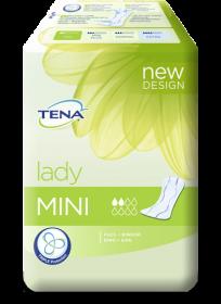 TENA Lady Discreet Mini drypbind