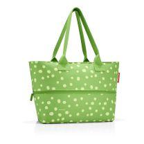 Reisenthel Shopper E1 Spots Green