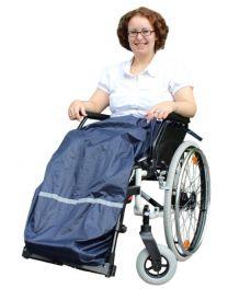 Rolko vandtæt køreslag til kørestolsbruger
