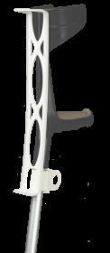 StayPlus Krykkeholder Sort