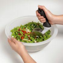 Good Grips Salatskærer med skål