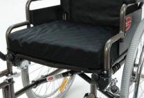 Kørestolspude 45cm bredde