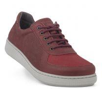 New Feet Bred damesko Bordeaux