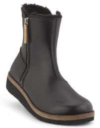 New Feet Damestøvle Sort