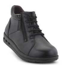 New Feet Dame Støvlet sort