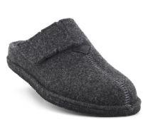 New Feet Let Filt Hjemmesko antrasitgrå
