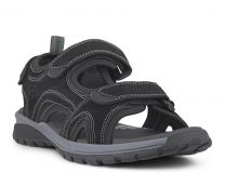 Green Comfort Herresandal Sort