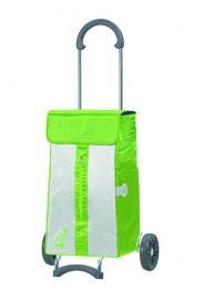 Trolley indkøbs Shopper Grøn Vita