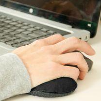 IMAK Lille Håndledsstøtte til PC-mus