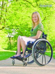 Tempur kørestolspude