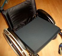 Kørestolspude flere bredder