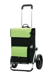 Trolley Shopper Grøn Royal Asta