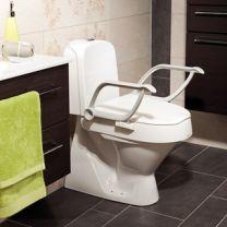Etac Cloo Toiletforhøjer med armlæn