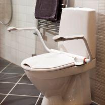 Etac Toiletbræt med armlæn