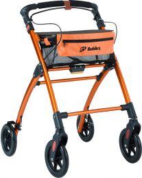 Indendørs Rollator Jaguar Orange
