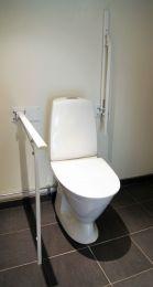 Toiletarmstøtte